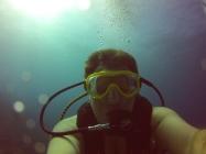 Diving in Cuba