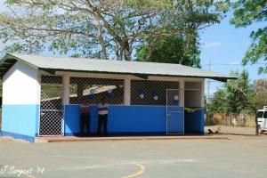 The new preschool classroom.